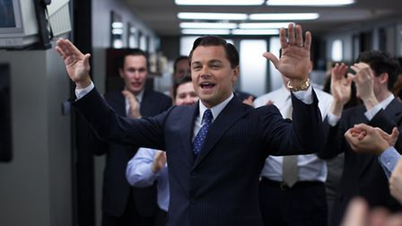 Leonardo DiCaprio in The Wolf of Wall Street (15).