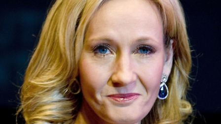 JK Rowling has found fame and fortune through the success of her boooks but she has said she finds t