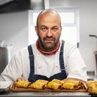 Norfolk chef Charlie Hodson has joined forces with Old Hall Farm in Woodton to produce educational c