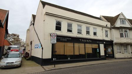 Central Ipswich investment property, Merchant House, at 26-28 Fore Street, has been sold to Aarem Commercial Limited