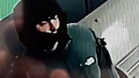 Recognise this man? Wanted on suspicion of burglary