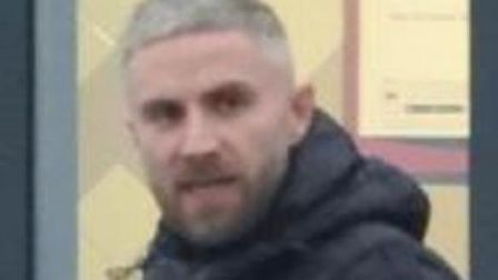 Ben Macann is wanted by Norfolk police