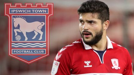 Ipswich Town have signed Sam Morsy from Middlesbrough