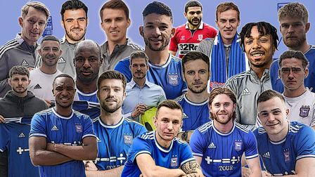 Ipswich Town have signed 19 new players this summer, a remarkable transfer window
