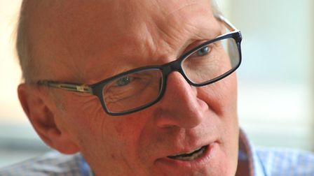 Lord Prior is minister for NHS productivity. Photo: Bill Smith