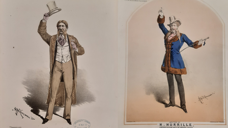 Champagne and diets: amusical look at the world of Victorian food and drink credit