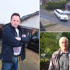 Philip Thompson (left)of East Bergholt, is still bound to the terms of a council order