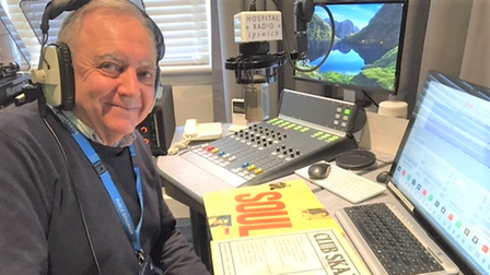 John Alborough has been on the air waves since 1974