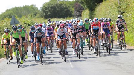 Picture by SWpix.com 13/06/2018 - Cycling - The 2018 OVO Energy Women's Tour - Stage 1: Framlingham