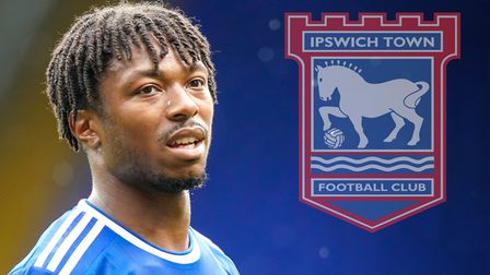 Kyle Edwards has enjoyed a good start to his Ipswich Town career