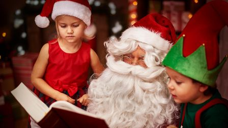 Here are 7 places you can see Santa in Norfolk this Christmas.