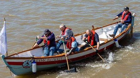 King's Lynn rowing club is helping to host the try-row event at the harbour on September 4.
