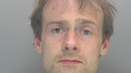 George Stevenson, 31, subjected the woman to repeated unwanted behaviour and abuse