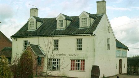 TIME CALLED: THE CRATFIELD POACHER WHICH HAS CLOSED. PICTURE: RICHARD RACKHAM.
