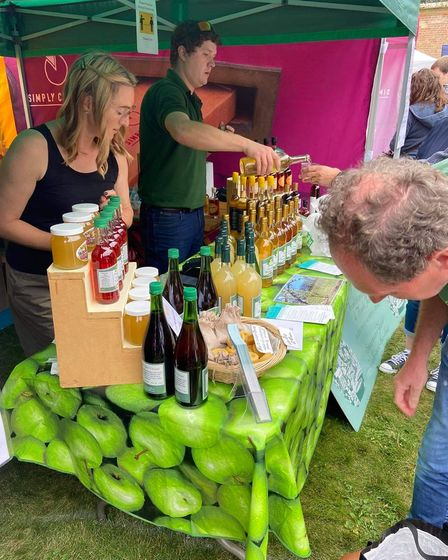 Holkham food and drink festival 2021 PIcture VICTORIA PERTUSA