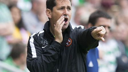 York City manager Jackie McNamara, pictured during his time in charge of Dundee United, has revealed