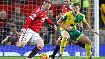 Ryan Bennett is unfazed by Norwich City's transfer search. Picture by Paul Chesterton/Focus Images L