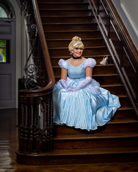 """Believe in Magic Parties is a newbusiness in Norfolk bringing """"real life""""princesses to your chosen special occasion."""