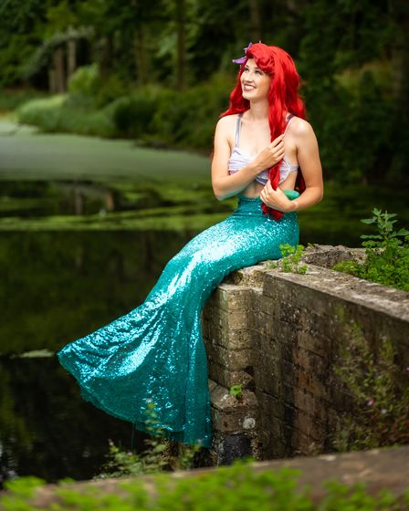 """Believe in Magic Parties is a newbusiness in Dissbringing """"real life""""princesses to your chosen special occasion"""