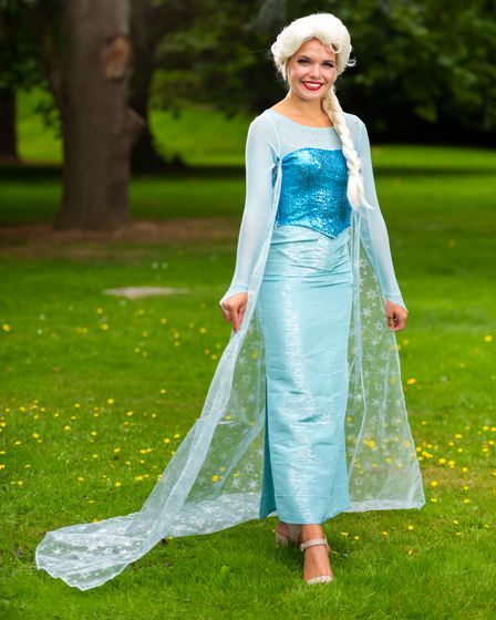 """Believe in Magic Parties is a newbusiness in Dissbringing """"real life""""princesses to your chosen special occasion."""