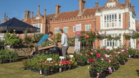 The Plant Fair and Artisan Market at Helmingham Hall Picture: Amanda Clowe, Wildcarrot Photography
