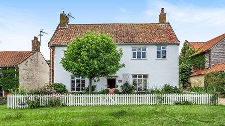 This stunningWalberswick property is on the market for £2million