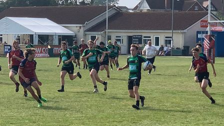 Withycombe Rugby U16