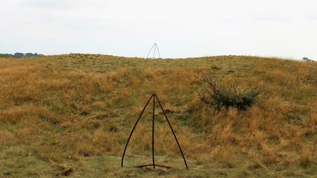 Sutton Hoo markers