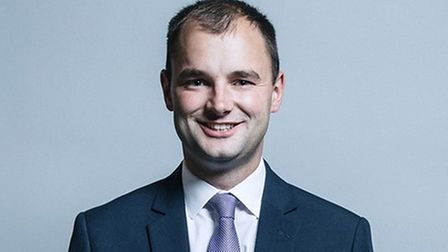 Luke Hall - the local government minister