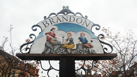 Homes in Brandon are the cheapest in Suffolk, according to Land Registry data
