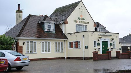 The Beehive pub at Sprowston. Picture: Denise Bradley