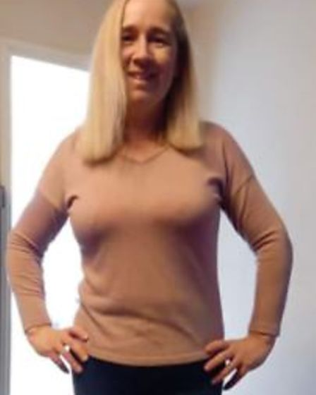 Whittlesey slimmer Tracey McIntosh has now lost more than two stone in weight.