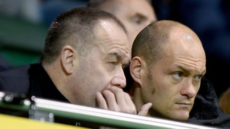 Chief executive David McNally is in no doubt Alex Neil is a major asset for Norwich City. Picture by