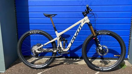 A Pivot bike that was stolen from Pedalz in Beccles