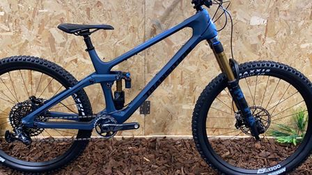 A Transition bike that was stolen from Pedalz in Beccles, Suffolk