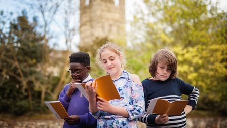 The Children's City of Literature project with Norwich Lower School
