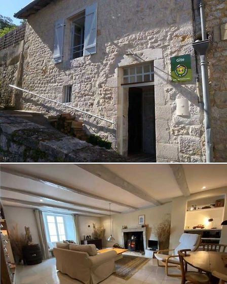 Gite for sale in Charente with TIC Immobilier