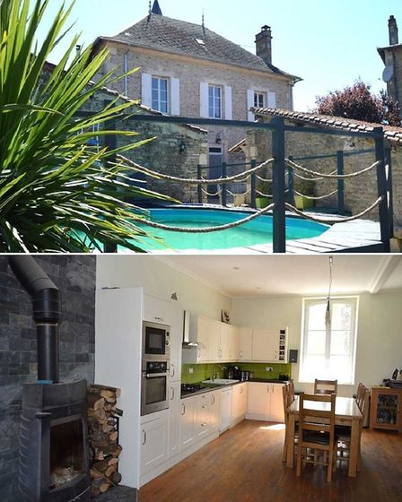 Village house in Paizay Charente for sale with CIC Ruffec