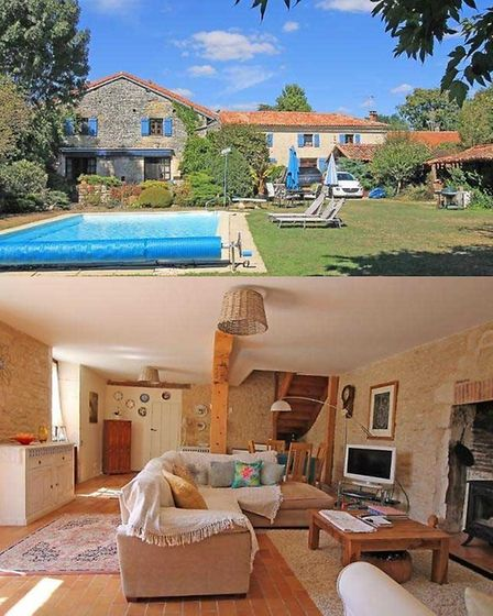 House for sale in Charente with Actous Immobilier