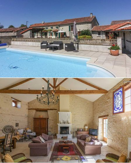 House near Mansle for sale with Charente Immobilier