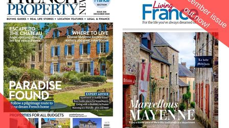 The December issue of French Property News is out now!