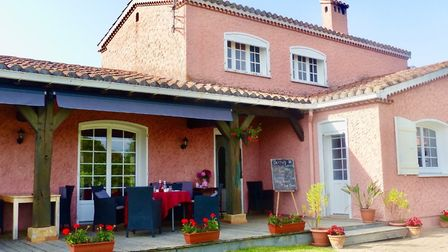 La Masion Rose in Gers, Occitanie is for sale