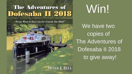Win a copy of The Adventures of Dofesaba II 2018 by Peter Bell