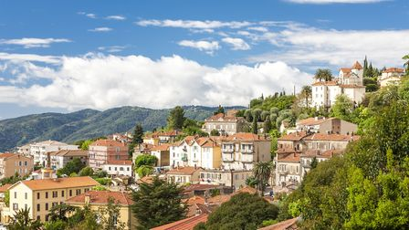 The beautiful town of Grasse is home to an international perfume museum (c) phbcz / Getty Images