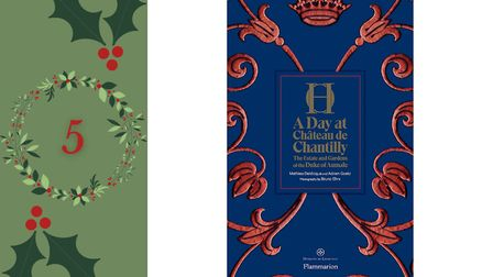 Day 5 - Win books from Flammarion