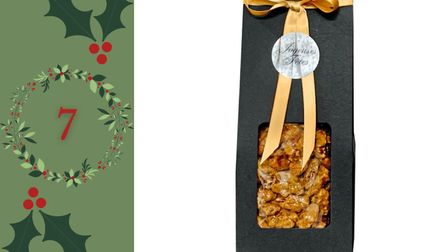 Day 7 - Win a bag of Almond pralines from Tariette