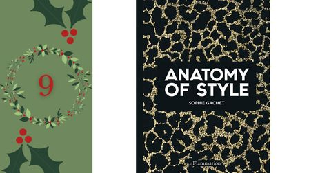 Day 9 - Win a copy of Anatomy of Style by Sophie Gachet