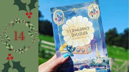 Day 14: Win a copy of Extraordinary Travellers: The Little Museum