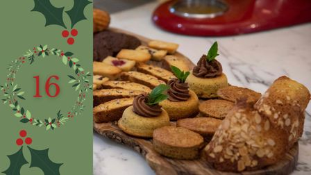 Day 16 - Win a voucher for an online cookery course