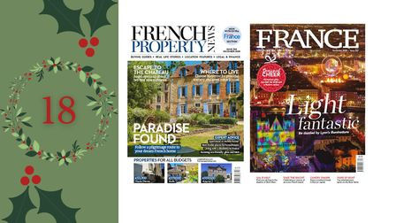Day 18 - Win a subscription to one of our France focused magazines